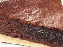 fondant au chocolat recette du vrai