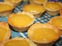 tartelettes au citron recette