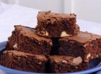 brownies chocolat aux noix de pecan