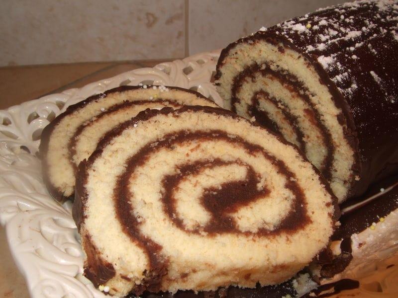 Buche praline chocolat recette