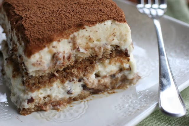 Tiramisu aux speculoos dessertdumonde