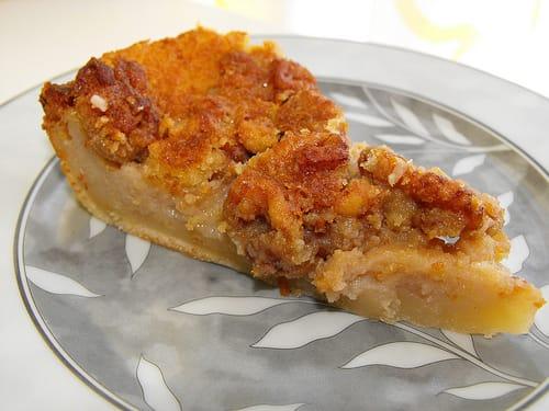 tarte aux noix recette