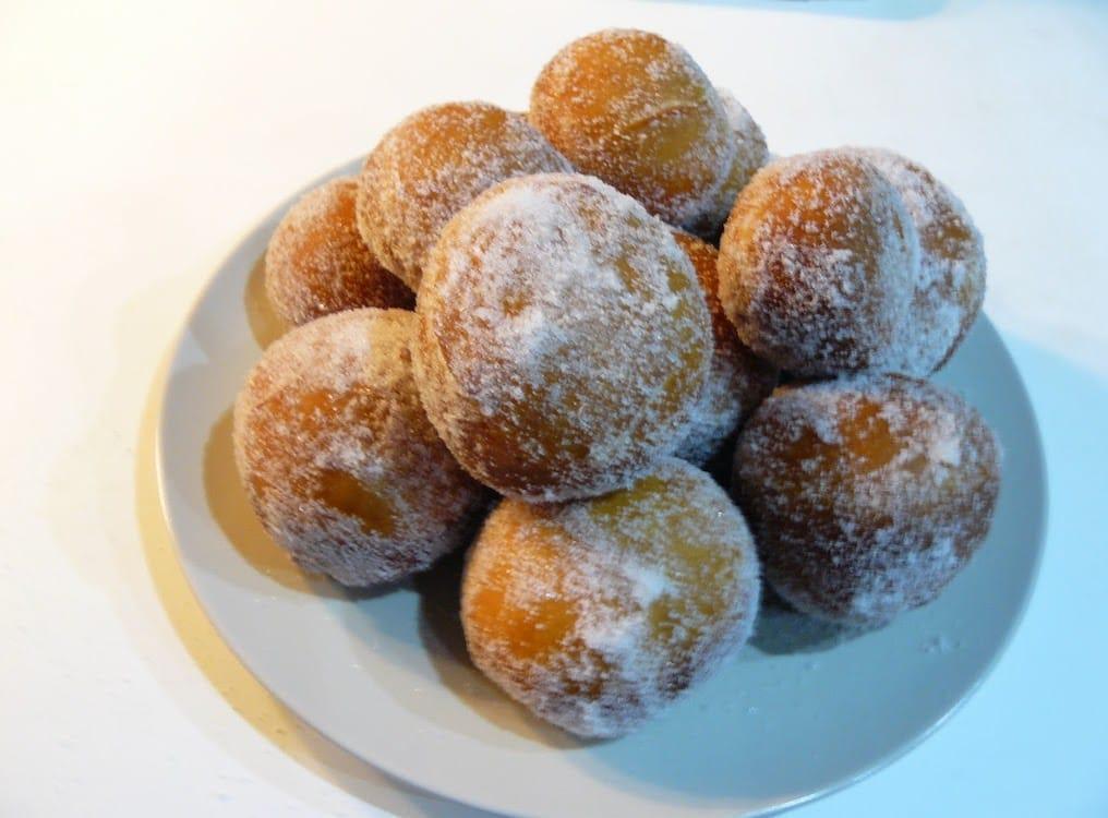 beignets au sucre recette
