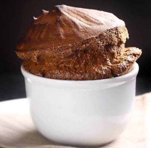 Soufflé au chocolat recette
