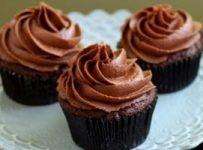 cupcake au nutella