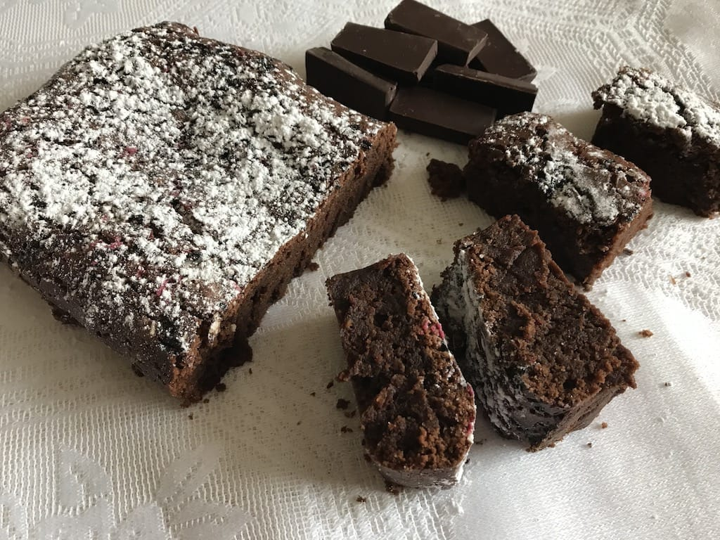 Gateau au chocolat rapide