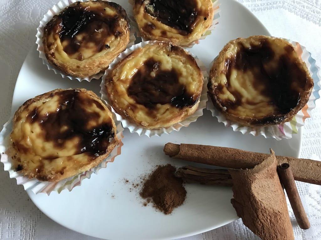 pastéis de nata recette portugal