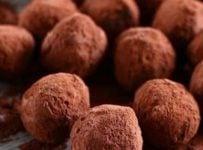 truffes au chocolat recette