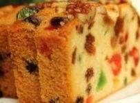 cake aux fruits confits recette